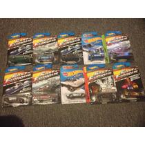 Coleccion Hot Wheels Rapido Y Furioso, Completa 10 Autos