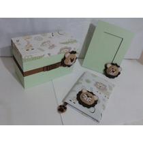 Caixa Porta Álbum De Fotos Kit Personalizada