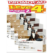 Anti-pulgas Comfortis 27 A 54 Kg - Leve 4 Pague 2