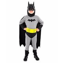Disfraz Batman Modelo Clasico Original Con Licencia