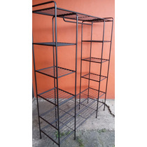 Closet Perchero Doble Torre Especial