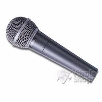 Microfone Behringer Xm8500 Dinâmico Cardioide Loja Garantia