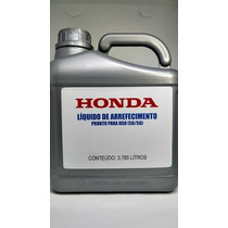 Aditivo Radiador Honda Civic New Fit City Original Honda