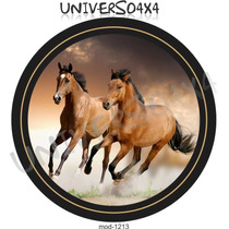 Capa Estepe Ecosport, Crossfox, Spin, Cavalo, M-1213