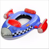 Flotador Bote Inflable Para Niños 59380 Intex Carga 27kg