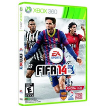 Fifa 14 Xbox Fifa Soccer 2014 Xbox Lacrado Pronta Entrega