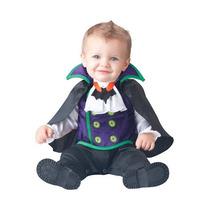Disfraz Bebe Vampiro Niño Halloween Vampirito