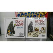 Darth Vader E Hijo Y Vader Y Su Princesa Paquete Dos Libros