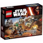 Lego Star Wars 75133 Rebel Alliance Battle Pack, P. Entrega!
