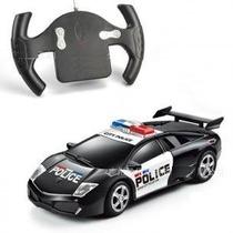 Carrinho De Controle Remoto Da Policia Novo Modelo Carro