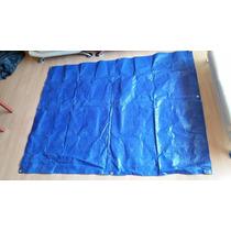 Lona De Rafia Reforzada (azul)