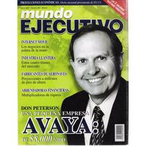 Mundo Ejecutivo - Avaya - Ind. Llantera - Arrendadoras