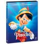 Pinocho Pinoccio Clasicos De Disney 2 Pelicula En Dvd