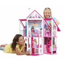 Casa Super Grande De La Barbie Mansion Original De Mattel