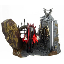 Monsters - Dracula Playset - Mc Farlane Toys - Terror Movie