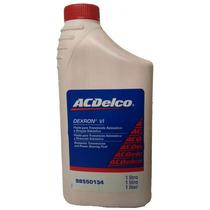 Oleo Dexron Vi 6 Acdelco Gm Transmissão Automática Cambio