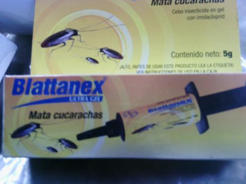 Blattanex mata cucarachas de bayer en mercado libre - Mata cucarachas electrico ...