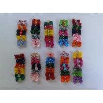Kit Pet Shop 50 Laços P + 50 Mini Gravatas