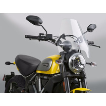 Ducati Scrambler Parabrisas Policarbonato National Hecho Usa