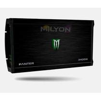 Potencia Monster 3400w 4 Canales Nueva Linea Panter X-850.4