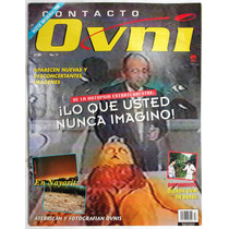 Contacto Ovni # 17 Caso Roswell Ovnis Colec2