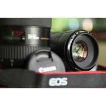 Lente Canon 50mm F:1.8. Nuevo.-