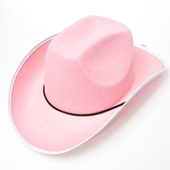 Disfraz Sombrero De Vaquero   Rosa -   29.599 en Mercado Libre b3148cac116