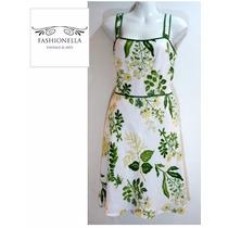 Vestido Lino Loft By Ann Taylor -fashionella- Mp (8) T9y5