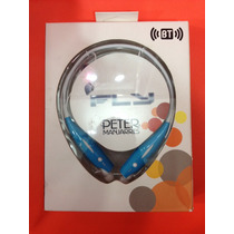 Audifonos Bluetooth Peter Manjarres Fl-080b