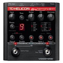 Tc-helicon Voicetone Harmony-g Xt Procesador De Efectos Voca
