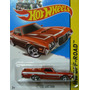 Auto Hot Wheels Ford Ranchero 72 Camioneta Retro Especial