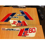 Kit Calcos Juki Je 80