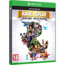Jogo Xone Rare Replay Xbox Midia Fisica