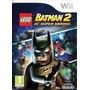 Lego Batman 2 Wii Nuevo Sellado Original