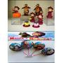 Masha E O Urso Kit Festa Decoração Aniversário Topo De Bolo