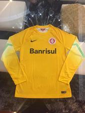 Camisa Nike Internacional Goleiro no Mercado Livre Brasil 5f432fee91bca