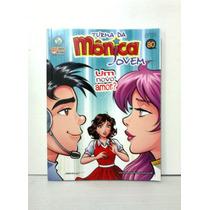 Revista Turma Da Mônica Jovem N°82 Um Novo Amor