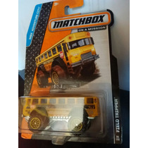 Matchbox Field Tripper Autobús Escolar