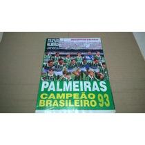 Poster Gigante Do Palmeiras Campeao Brasileiro De 93 - 84x56