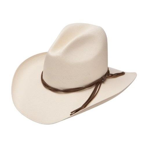 Gorra Sombrero Stetson Gus Straw Cowboy 7 5 8 -   4 843f7e75340