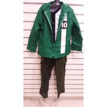 Disfraz De Ben 10 Nuevo Original Y Sellado Carnavalito
