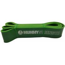 Mummystrength Pull Up Banda Asistida De Resistencia Verde