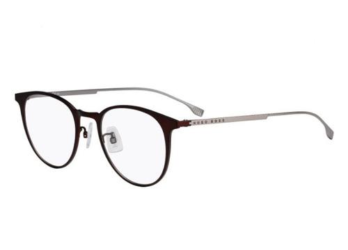 8d959b9270952 Armação De Óculos De Grau Masculino Hugo Boss 1031 f O6w - R  959,00 em  Mercado Livre