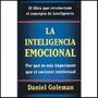 Libro, La Inteligencia Emocional De Daniel Goleman.