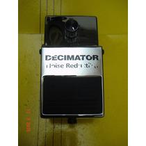 Pedal Isp Decimator Noise Reduction + Caixa