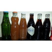 Botellitas Coca Cola De Colección