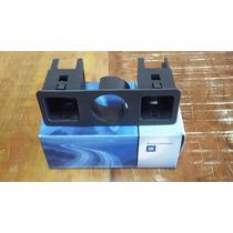 Moldura Console Para Interruptores Novo Corsa Gm 93333179
