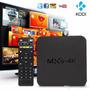 Convertidor Smart Tv Box 4k Wifi Canales Android Mxq + Kodi