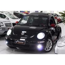 Volkswagen New Beetle 2.0 Automático + Teto Solar 31km 2007