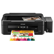 Impresora Epson Multifuncional L210 Con Sistema Continuo At